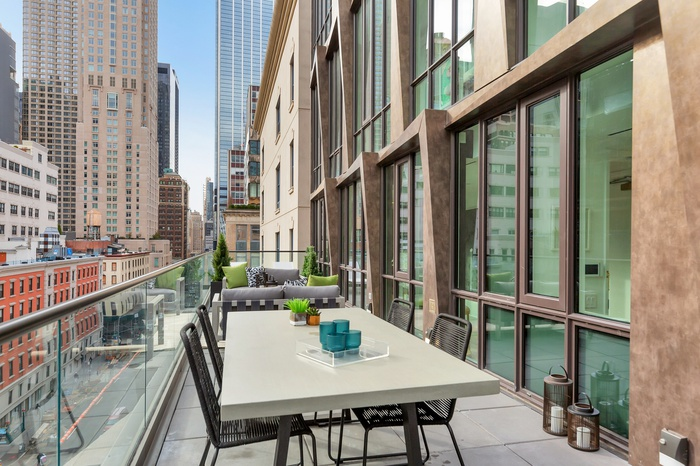 Duplex PH in the Heart of Tribeca